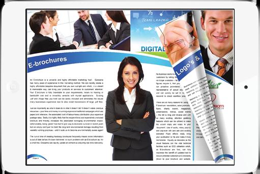 Convert your Brochure into an eBrochure