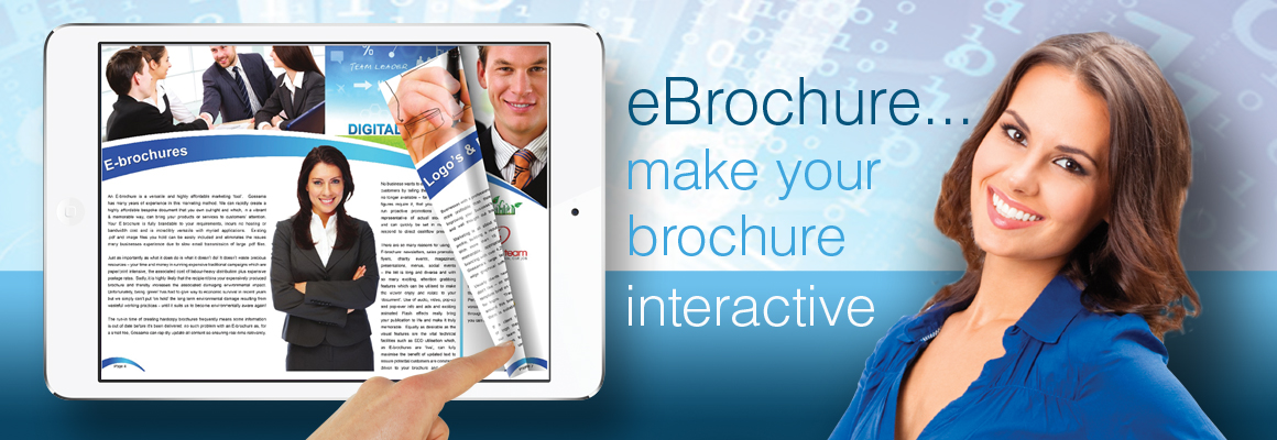 eBrochure - get your brochure on the web